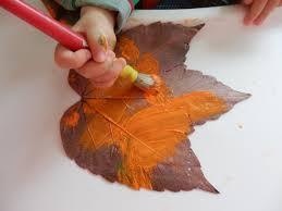 Empreintes peinture