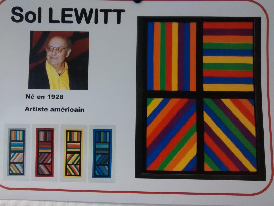 Sol Lewit